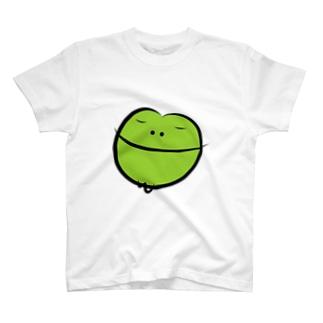 やすらかひげがえる T-shirts
