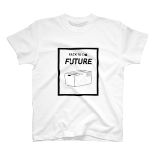 pack to the future T-shirts