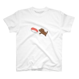 犬すし T-shirts
