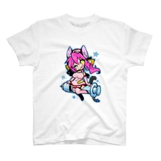 注射器ライド★ T-shirts