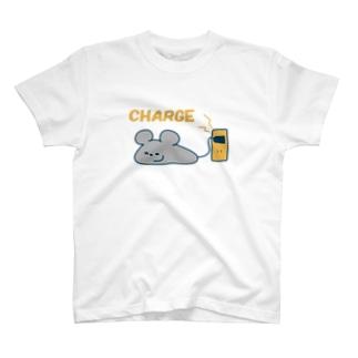 ネズミくんcharge Tシャツ