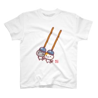 すっぽんねこ T-shirts