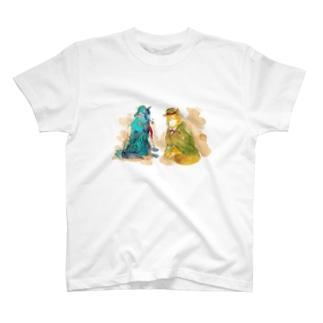 WOLF Holmes & Watson T-shirts
