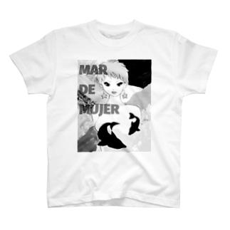 女の海 T-shirts