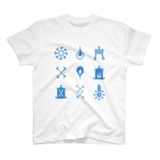 トクサノカンダカラ T-shirts