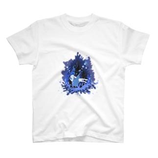 『消える香りと私』 T-shirts