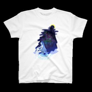 物部書房の『夜明けの香り』  T-shirts