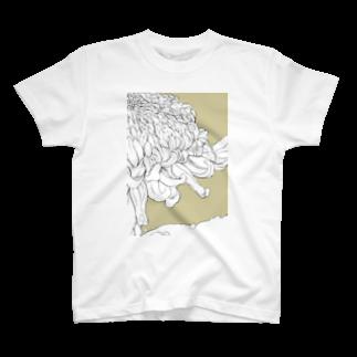 物部書房の『けはい』 T-shirts