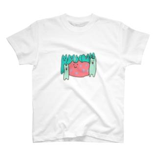 カコマレーズ T-shirts
