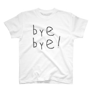 byebye T-shirt T-shirts