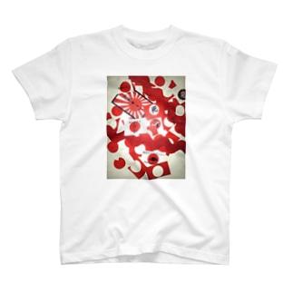 大正ロマン T-shirts