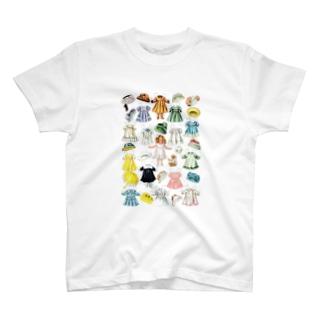 ミニョネットちゃん T-shirts