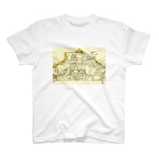 ぬいぐる'sのお家 T-shirts