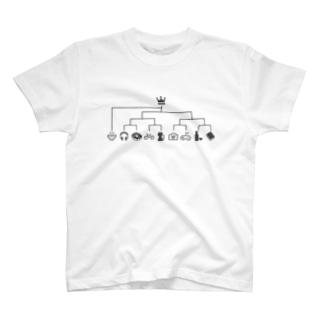 スーパーシードラーメン T-shirts