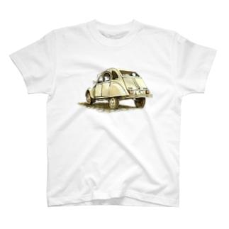 2CV T-shirts