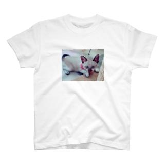 赤ちゃんもちおくん T-shirts