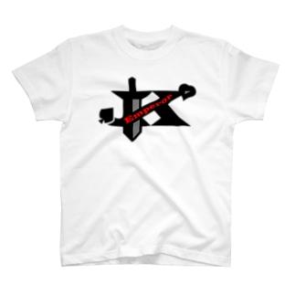 エンペラーグッズ ブラック T-shirts