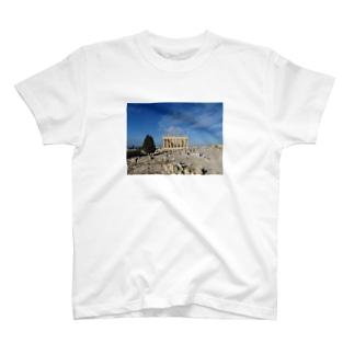 ギリシャグッズ T-shirts