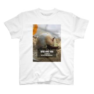 ハムスター の 探しもの T-shirts