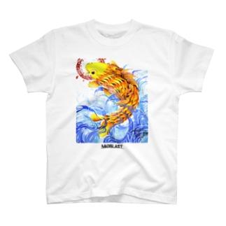 鯉図 T-shirts