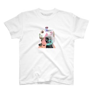 把握しかねます T-shirts