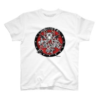 ChibiMETAL(ちびめた) T-shirts