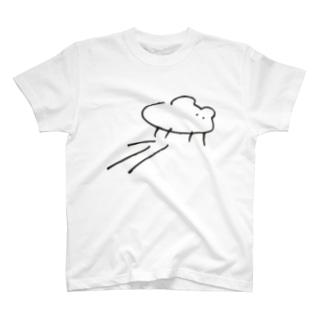 蹴られるいぬ T-shirts