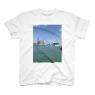 香港スターフェリー T-shirts