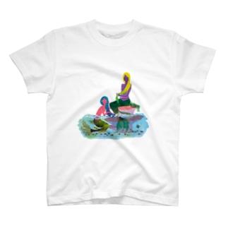 マーメイド T-shirts