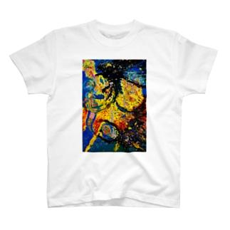 八咫烏 T-shirts