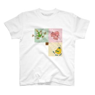 宇宙人(all) T-shirts