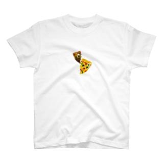 ペパロニピザ T-shirts