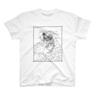 DRAGON 01 Tシャツ