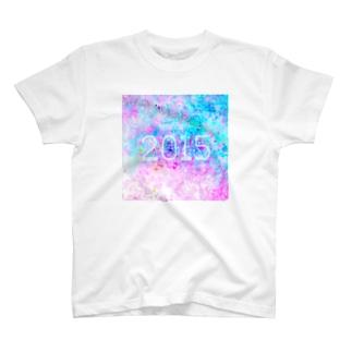 new year'2015' T-shirts