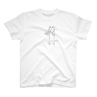 ボクサー猫 T-shirts