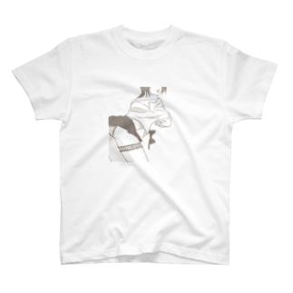 女子高生 T-shirts