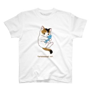 三毛猫T T-shirts