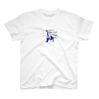 ブラキオサウルス T-shirts