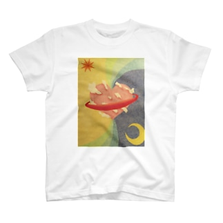 愛のある星。 T-shirts