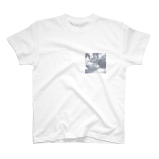 ねこ、とける T-shirts