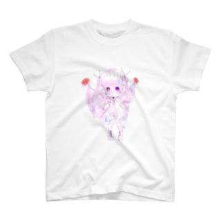 【愛の哀】 T-shirts