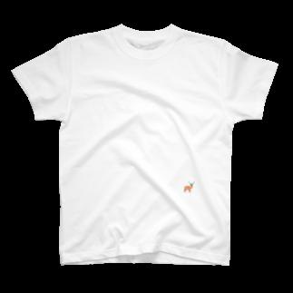 kota orig.のDEER T-shirts