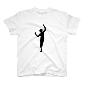 ダンシング・ファウヌス T-shirts