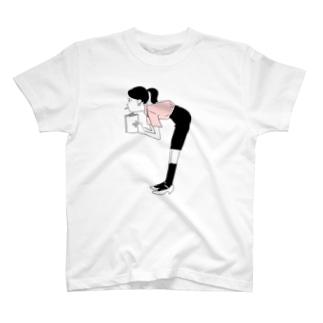 バイト休憩 T-shirts