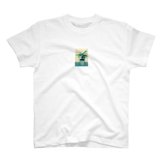 テーブルヤシちゃん T-shirts