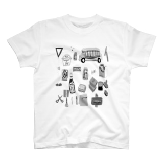世界のポスト T-shirts