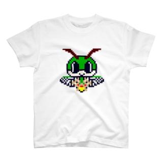 ドット絵オオスカシバちゃん T-shirts