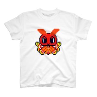 ドット絵ヨナグニサンちゃん T-shirts