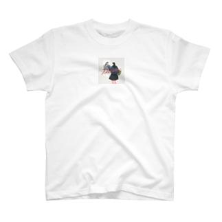 清掃時間に夢をみていた T-shirts