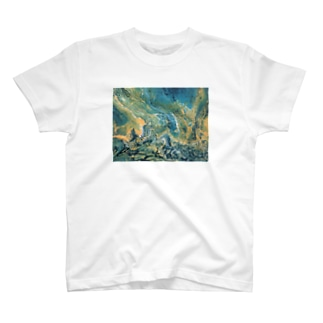 pollute T-shirts